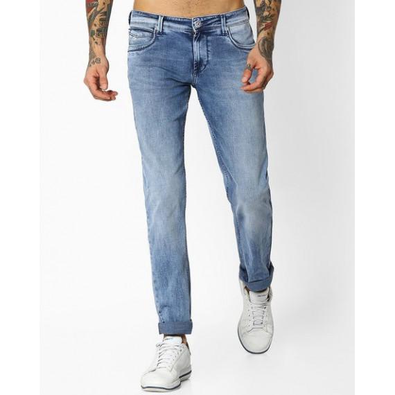 Integriti Jeans - Stone Color
