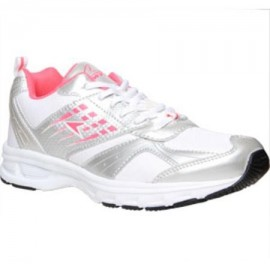 Power Sports Shoes For Women - White / Pink