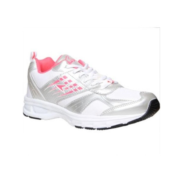 a353cfae3fd5 Power Shoes For Women - White   Pink. Loading zoom
