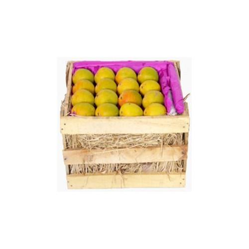 Alphonso Mangoes - Delicious Hapus Mango - Medium Size (8 Dozen)