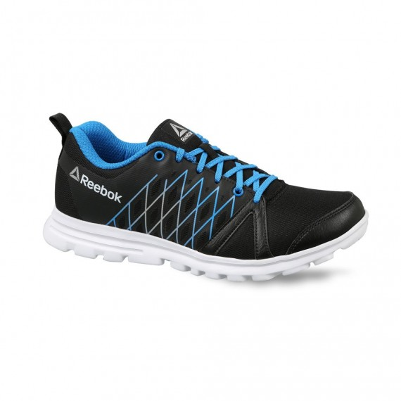 REEBOK PULSE RUN LP SHOES - BLACK 5ebfbe831