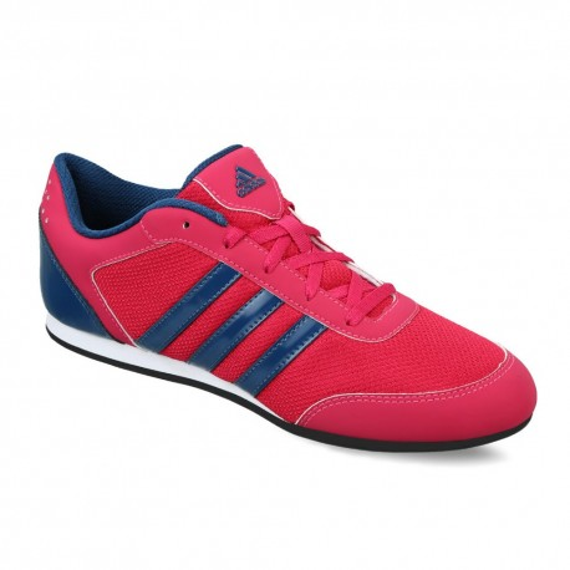 Women's Adidas Vitoria 2 Low Shoes - UNIPNK/TECSTE/TECSTE