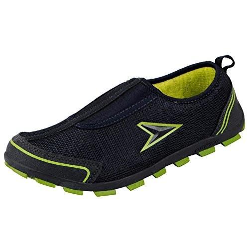 Power Blue Slip On Shoes For Women