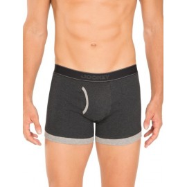 JOCKEY BLACK & GREY MELANGE FASHION TRUNK - STYLE 1017