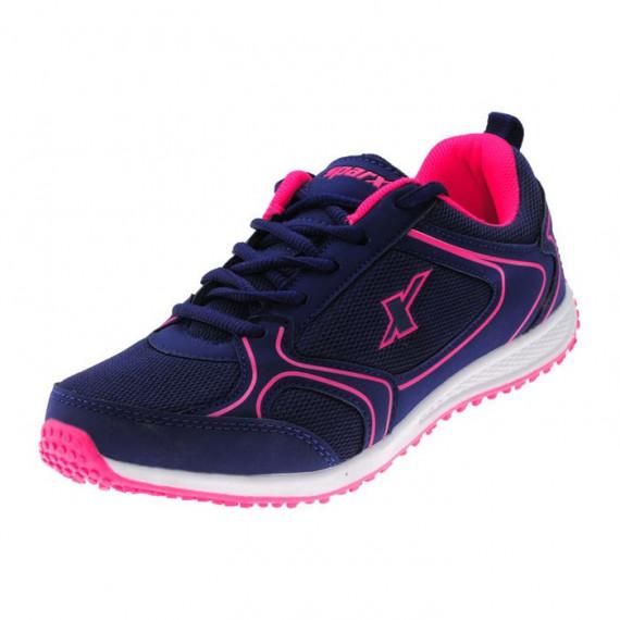 Sparx Sports Shoes For Women - SL 88 - D.Violet / Pink