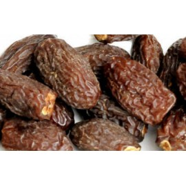 Dry Dates - Delicious Black Kharik (1Kg)