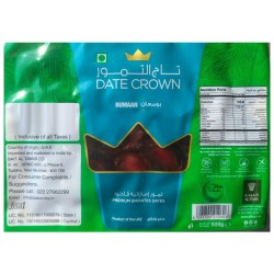 Date Crown Red Dates - Khajur (1kg)