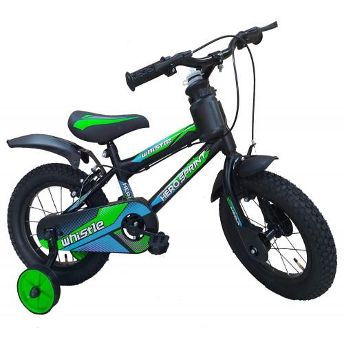 Kids Cycle - Hero Whistle Kids Cycle 16T