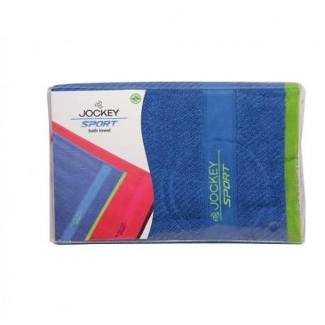JOCKEY COBALT BLUE BATH TOWEL - STYLE T142
