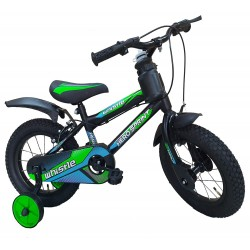 Kids Cycle - Hero Whistle Kids Cycle 14T