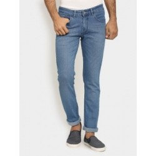 Bare Denim Regular Fit Casual Jeans