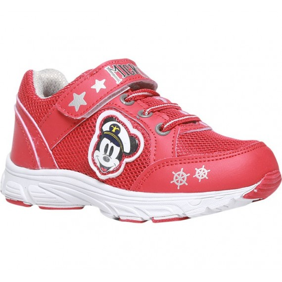 Bata Disney Red Casual Shoes For Boys