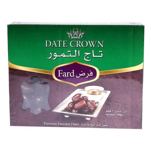 Fard Black Dates - Kali Khajur (1kg)