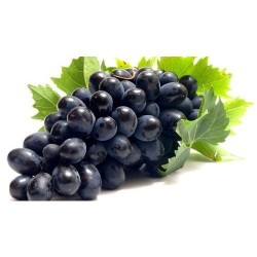 Grapes - Sweet Black Grapes - Big Size (1kg)
