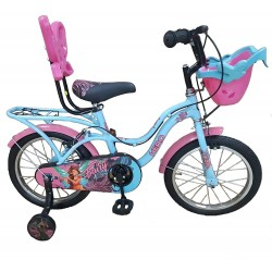 KIDS CYCLE - HERO FAIRY KIDS CYCLE 16T