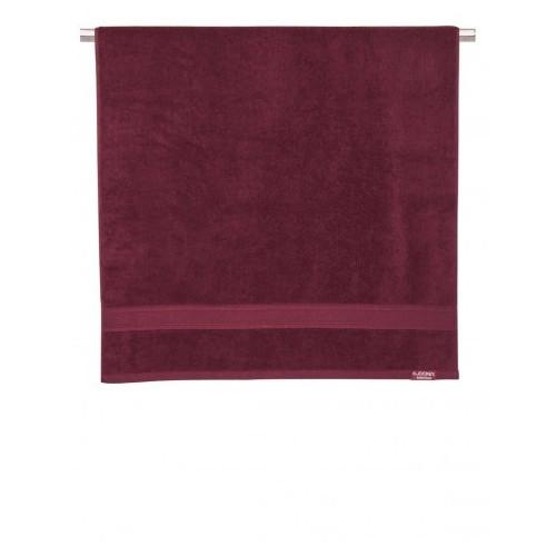 JOCKEY BURGUNDY BATH TOWEL - STYLE T101