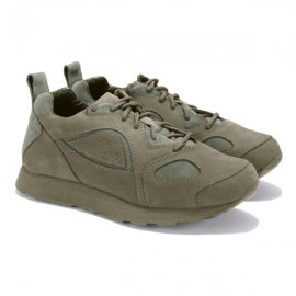 WOODLAND OLIVE GREEN CASUAL OUTDOOR SHOES