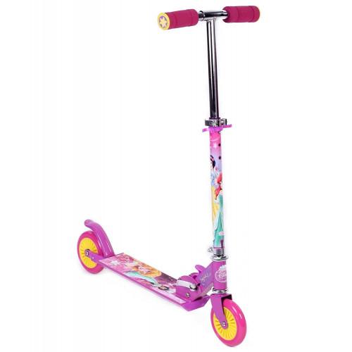 Disney Princess Fun & Shiny 3 Wheel Scooter Pink