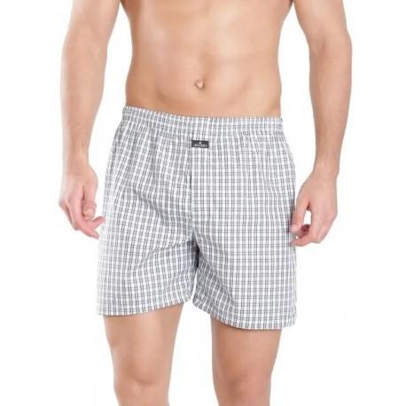 Jockey Light Assorted Checks Boxer Shorts