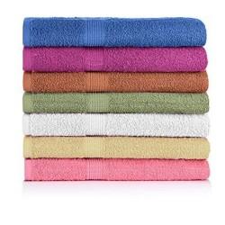 WELSPUN BATH TOWEL - PACK OF 7